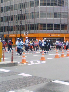 東京マラソン終了。